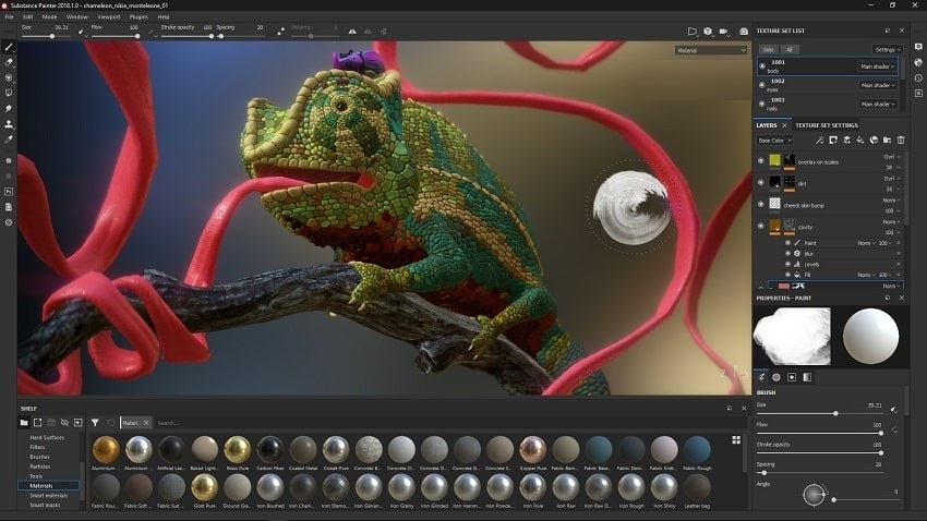 free download full version Allegorithmic Substance Designer 2019.3