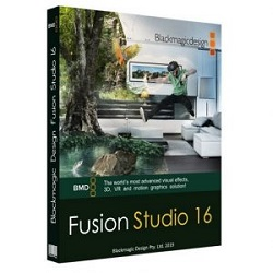 Fusion Studio 16.2 Free Download