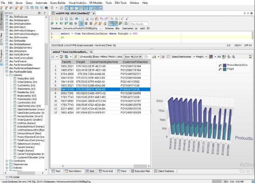 Offline Installer Download Aqua Data Studio 19.0.2