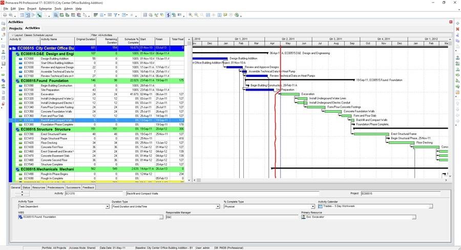 Offline Installer Download Primavera P6 Professional 17.7