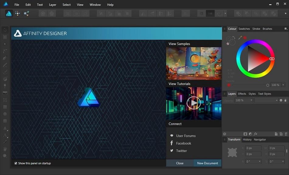 free download full version Affinity Designer 1.8.2