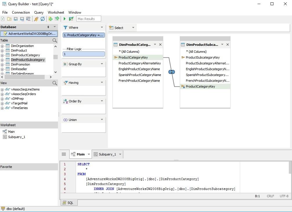 free download full version Aqua Data Studio 19.0.2