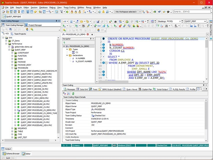 free download full version TOAD for Oracle 13.1