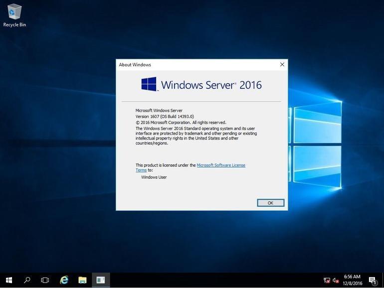 free download full version Windows Server 2016 x64 standard MARCH 2020