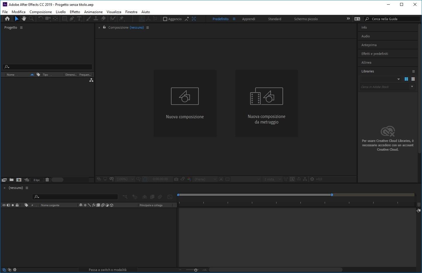Offline Installer Download Adobe After Effects CC 2020