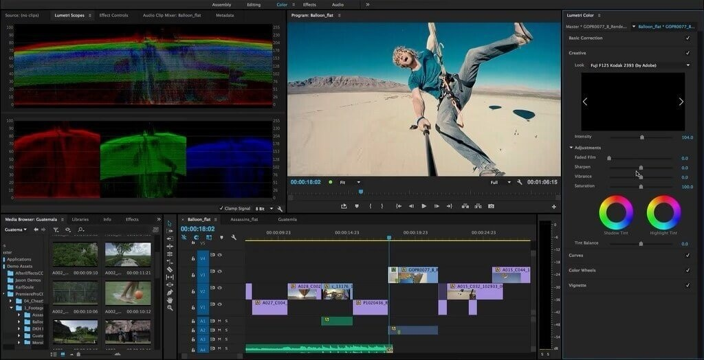 Offline Installer Download Adobe Premiere Pro CC 2020