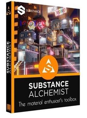 Substance Alchemist 2020 Review