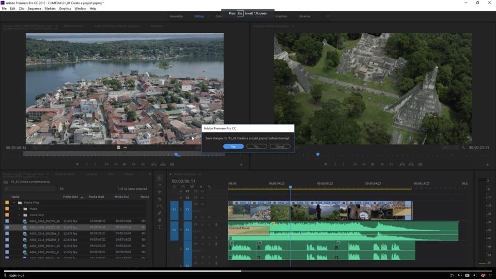 free download full version Adobe Premiere Pro CC 2020