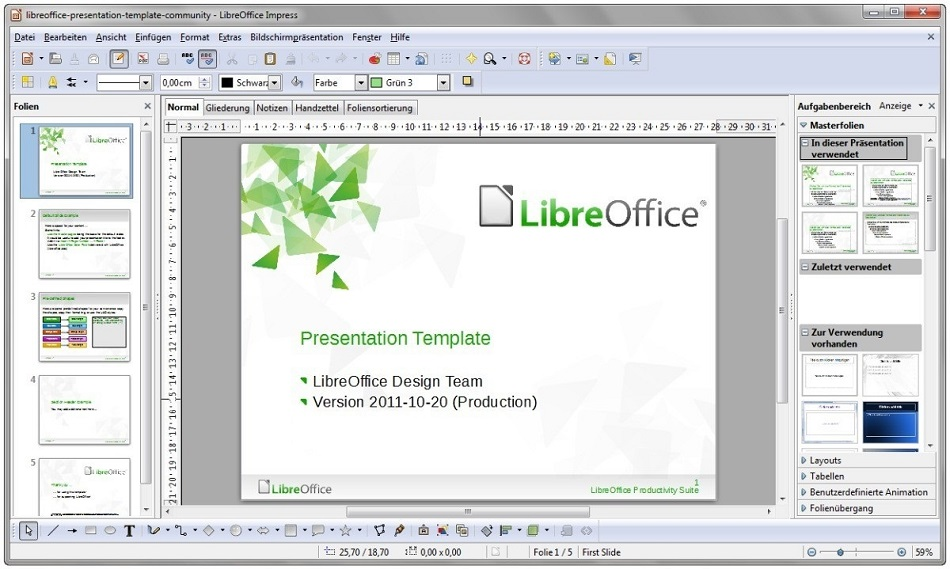 Latest Version Download LibreOffice 6.4
