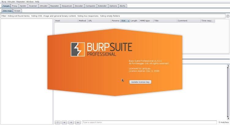Offline Installer Download Burp Suite Professional 2020