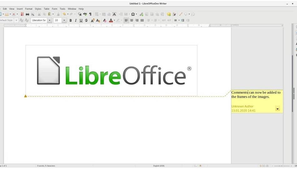Offline Installer Download LibreOffice 6.4