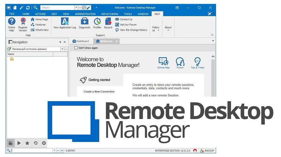 Offline Installer Download Remote Desktop Manager Enterprise 2021