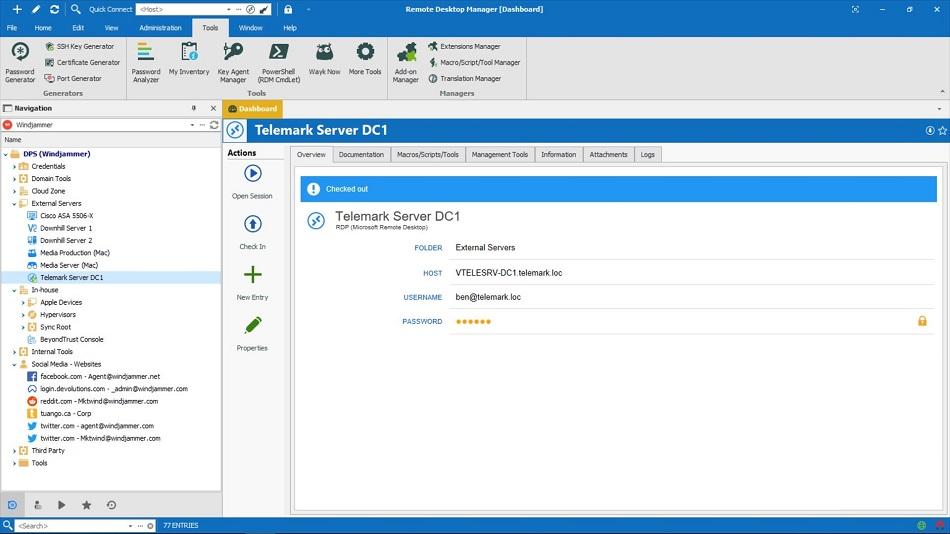 free download full version Remote Desktop Manager Enterprise 2021