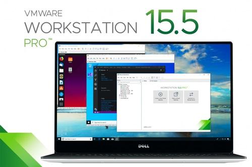 Direct Link Download VMware Workstation Pro 15.5