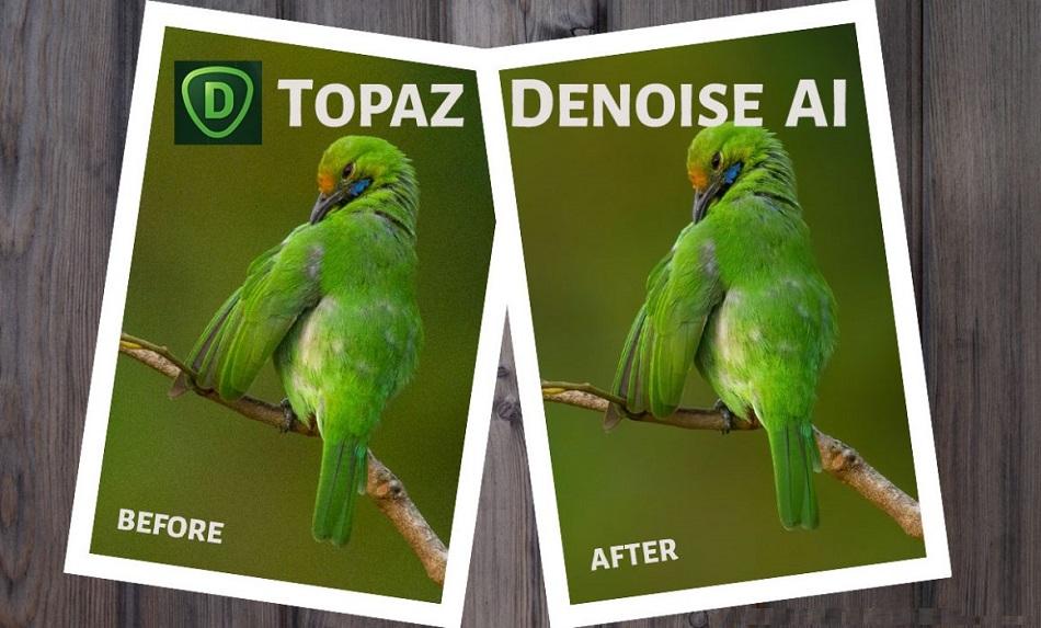 Free Download for Windows PC Topaz DeNoise AI 3.2